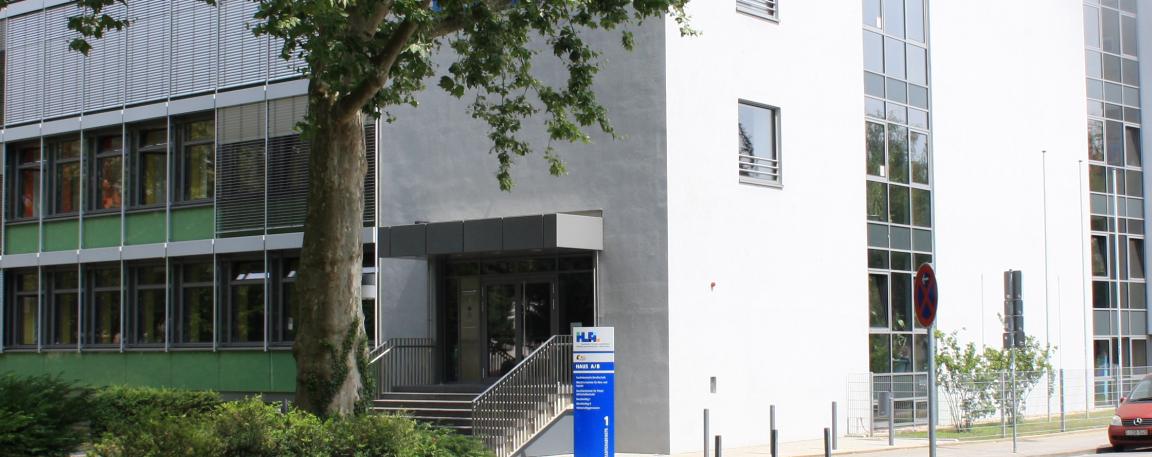 Gebäude HLA Bruchsal